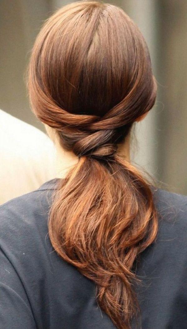 Tự thực hiện 3 kiểu tóc duyên dáng và gọn gàng tới công sở 2