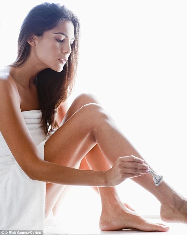 7 cách đối phó hiệu quả với lông mọc dưới da 1