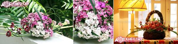 Cắm hoa đơn giản tinh tế làm đẹp không gian nhà bạn 9