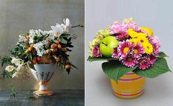 5 kiểu cắm hoa ngày xuân tươi đẹp và đầy sức sống 5