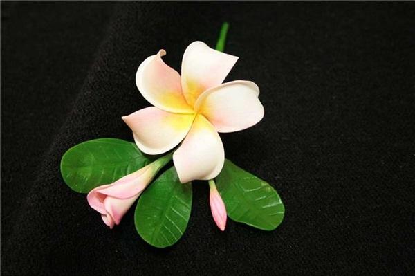 Đi lễ hội đầu năm với cài áo hoa sứ tuyệt đẹp 9