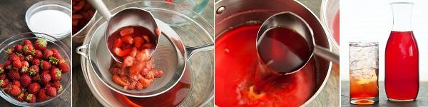 Mách bạn cách làm siro hoa quả cực ngon 9