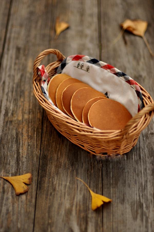 Bánh rán Doremon nhân khoai lang tím siêu hấp dẫn 1