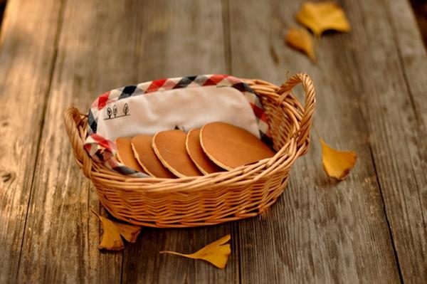 Bánh rán Doremon nhân khoai lang tím siêu hấp dẫn 14