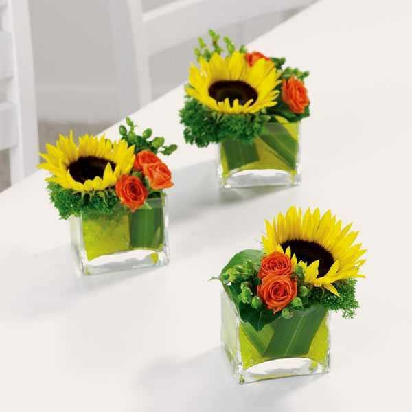 Chào hè với 6 cách cắm hoa hướng dương tươi đẹp 2