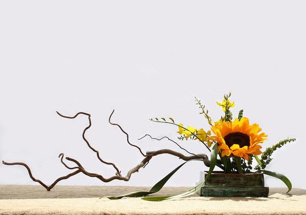Chào hè với 6 cách cắm hoa hướng dương tươi đẹp 4