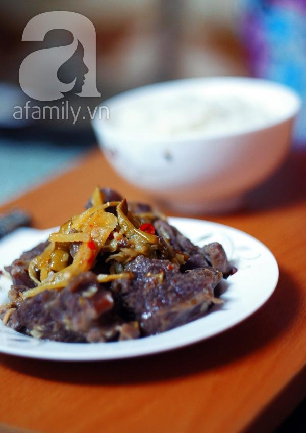 Bò kho khế - món ngon ngày mát trời 9