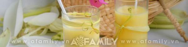 Sữa đậu phộng mát bùi lạ miệng 8
