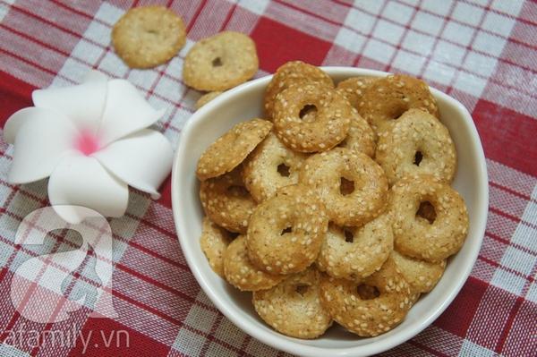 Bánh quy vòng cho Tết cổ truyền 1
