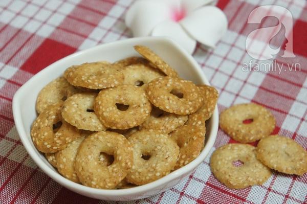 Bánh quy vòng cho Tết cổ truyền 14