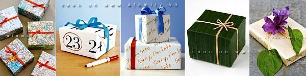 Cách gấp dán hộp đựng quà tiện dụng và đẹp mắt 9