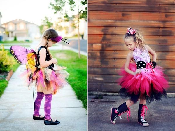 Cách may váy xòe đáng yêu cho bé gái 10