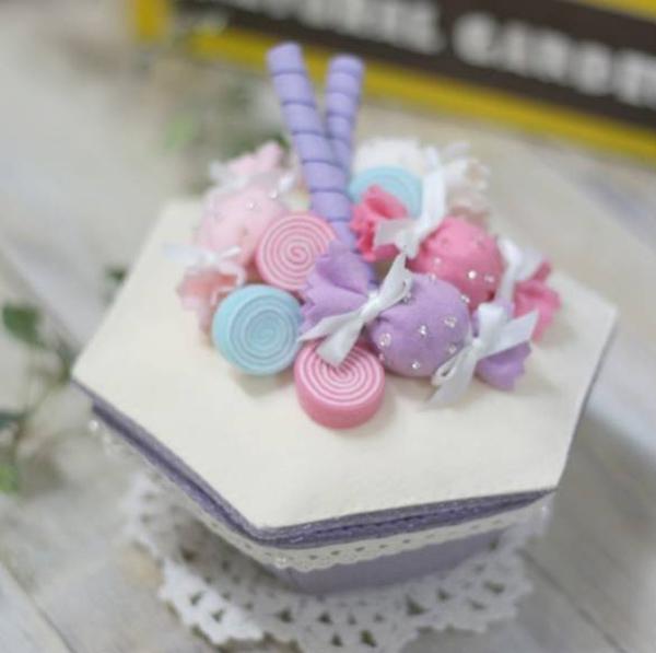 Làm hộp đựng quà ngọt ngào dễ thương 12