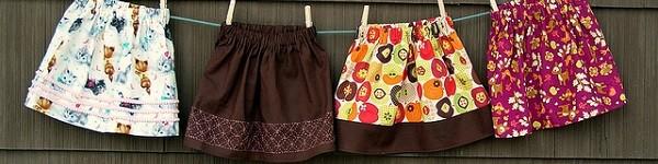 Tự may váy ngắn đơn giản mà xinh yêu 9