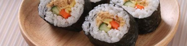 Cách làm sushi độc đáo, đẹp mắt 11