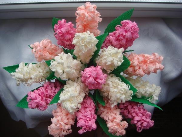 Cách làm hoa giấy siêu đơn giản mà đẹp mắt 8