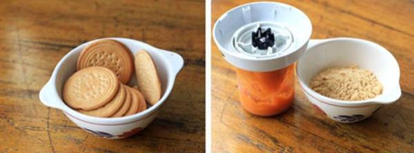 Không cần lò nướng, làm bánh 3 tầng cực thơm ngon 4