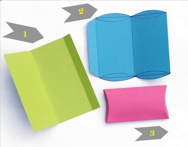 2 cách gấp hộp quà đơn giản mà đẹp mắt 8