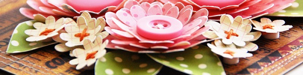 Tự làm thiệp nổi hoa thủy tiên quilling tuyệt đẹp 19
