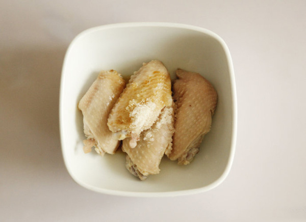 Cánh gà chiên xù giòn rụm thơm ngon 10