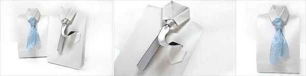 Cách làm hộp đựng quà kiêm túi giấy 2 trong 1 15