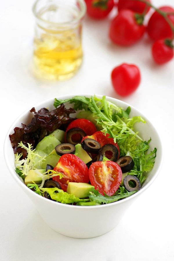 Salad rau quả tươi ngon giảm cân cho mùa hè 1
