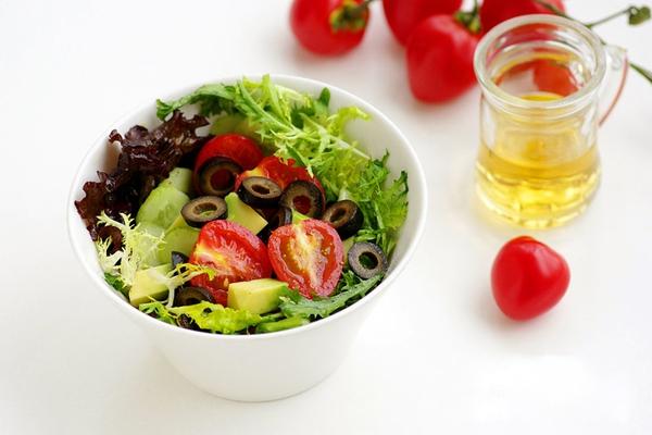 Salad rau quả tươi ngon giảm cân cho mùa hè 14
