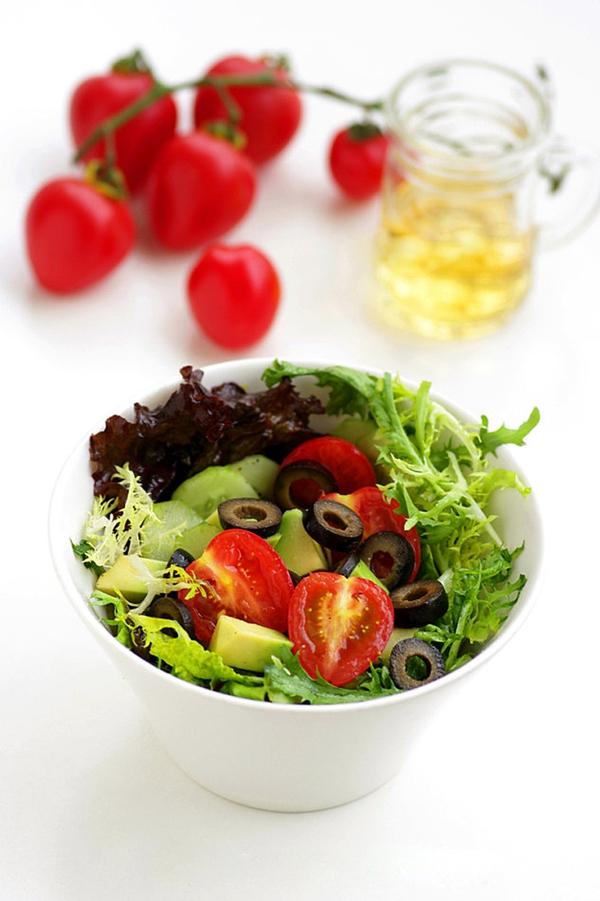 Salad rau quả tươi ngon giảm cân cho mùa hè 15
