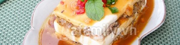 Biến tấu mới cho món đậu phụ nhồi thịt cực ngon 15