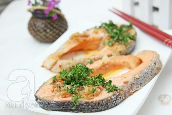 Cách làm cá nướng bằng chảo cực thơm ngon 1