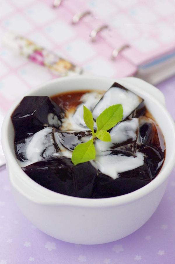 Sương sáo cốt dừa mát lạnh thơm ngon 13