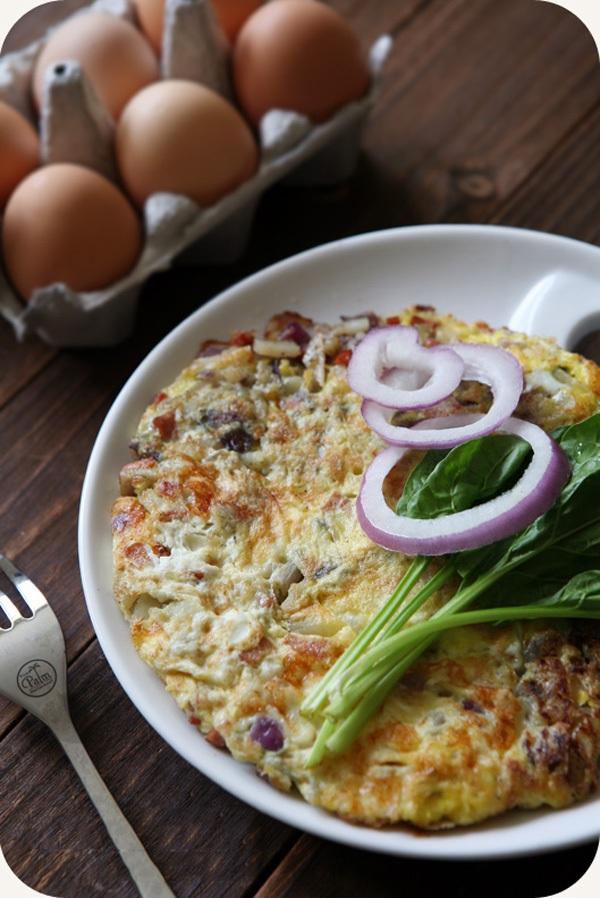 2 món trứng ngon cho thực đơn cơm tối 17