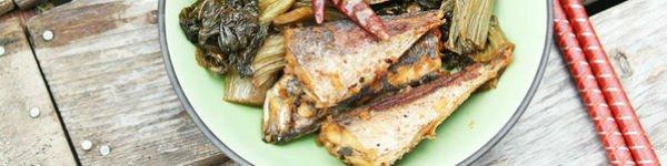 Đậm đà lạ miệng với món cá kho húng quế 17