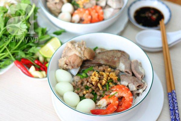 Cách nấu hủ tiếu Nam Vang đơn giản mà ngon 23