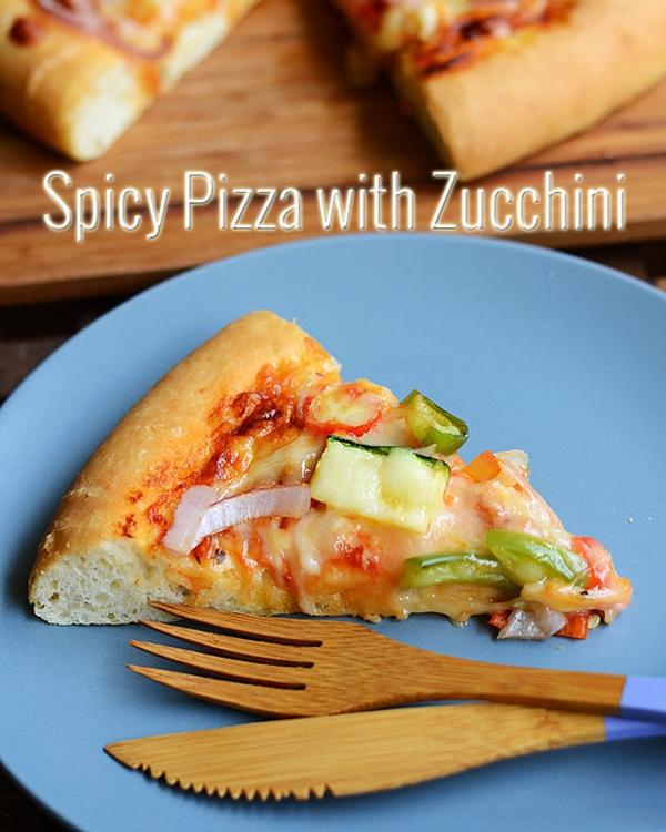 Trổ tài tự làm pizza rau củ thơm ngon ít béo 15