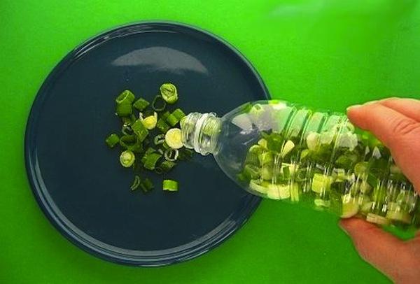 chai có thể bảo quản rau tươi sống thật lâu