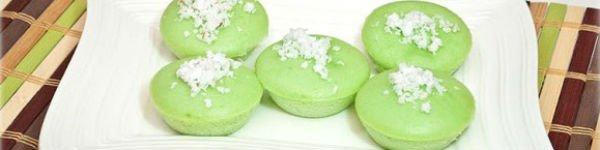 Bánh cupcake trái cây xốp mềm thơm phức 17