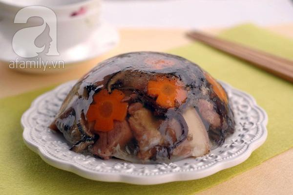 Bật mí cách nấu thịt đông cực hấp dẫn! 1