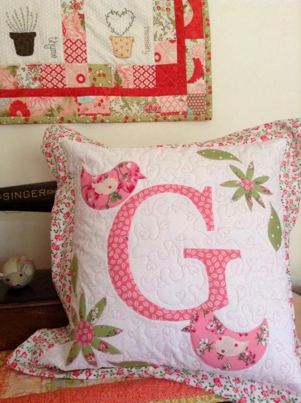 Cách chần bông dễ dàng làm đồ quilt thêm nổi bật 14