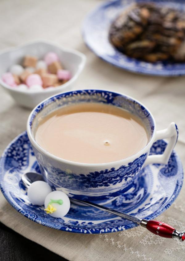 Trà sữa nóng hổi cho sáng cuối tuần thảnh thơi 1