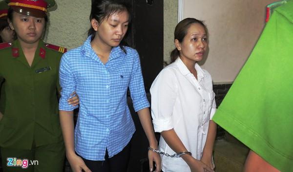 Hai bảo mẫu nhà trẻ Phương Anh bị phạt 3 năm tù giam 7