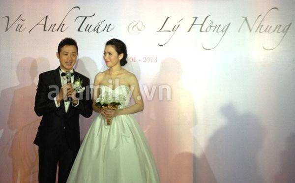 MC Anh Tuấn cưới vợ kém 14 tuổi 2