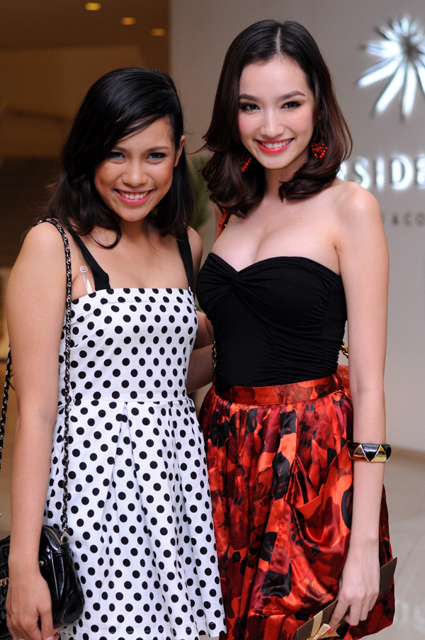 Những cặp chị em xinh đẹp nổi tiếng của showbiz Việt 7