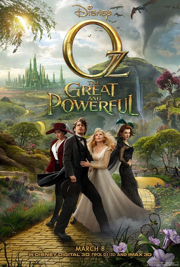 """""""Lạc vào xứ Oz"""": Khi phép thuật... quá tay! 1"""