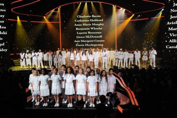"""Học trò Britney """"đốt cháy"""" đêm chung kết X Factor Mỹ 2"""