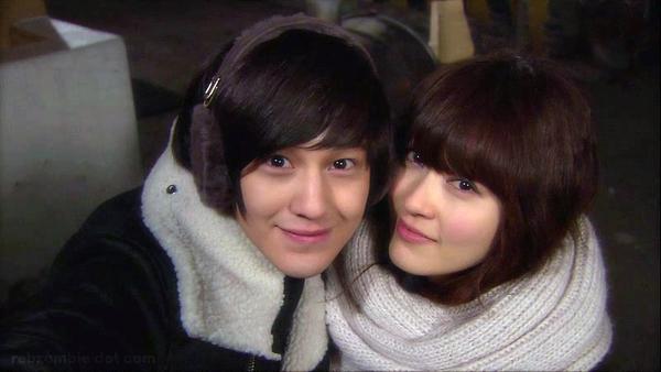 """Cặp đôi """"nàng Kim Sam Soon"""" được yêu thích nhất 11"""