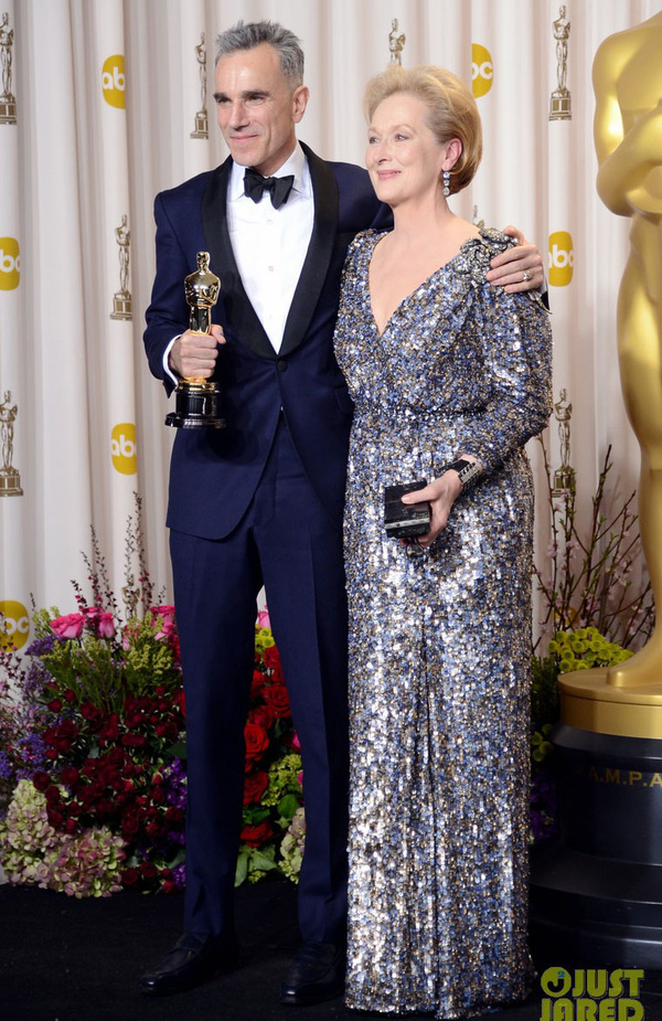 "Oscar 2013: ""Argo"" đoạt giải Phim hay nhất năm 14"