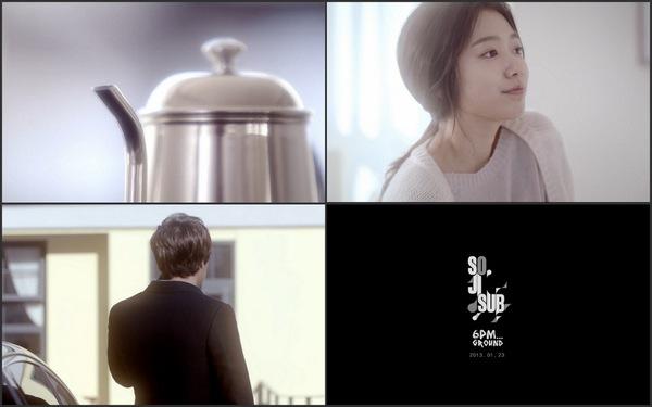 Park Shin Hye - Yoo Seung Ho tình tứ trong MV mới 2