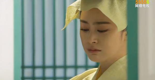 """Ok Jung"" Kim Tae Hee mang thai vẫn bị Vua lạnh nhạt 4"