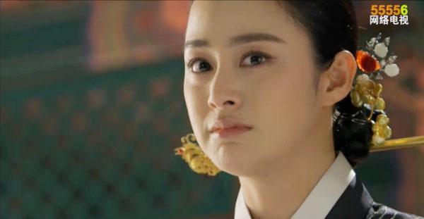"""Ok Jung"" Kim Tae Hee mang thai vẫn bị Vua lạnh nhạt 9"